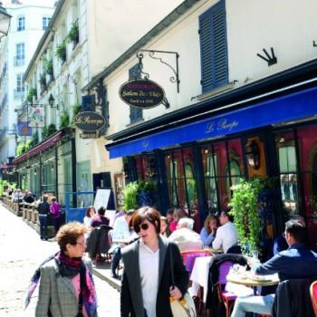 """Le Procope, un """"restaurant-musée et un transmetteur authentique de la cuisine bourgeoise française !"""""""